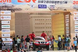 2016达喀尔中国车手,何