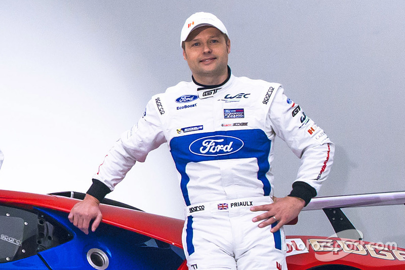 Andy Priaulx, Chip Ganassi Racing