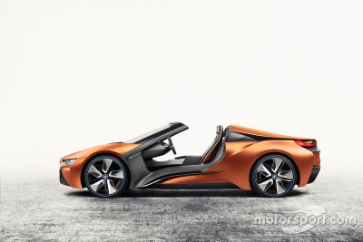 BMW i Vision Future Interaction voorstelling