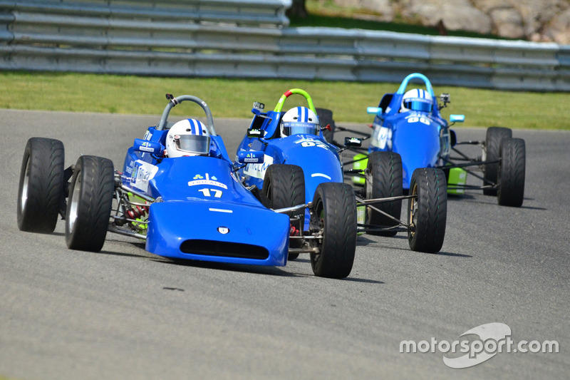 Alex Herbst and Mike Herbst, Hammerhead Racing