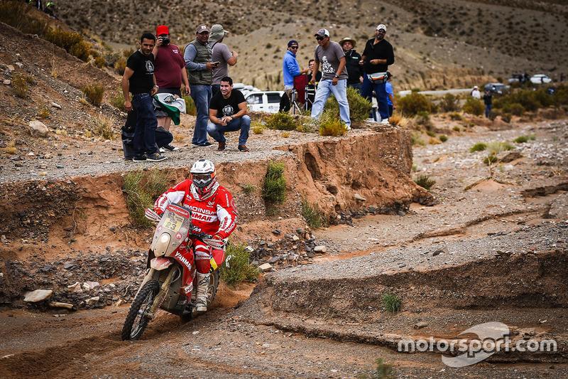 8. #23 KTM: Gerard Farres