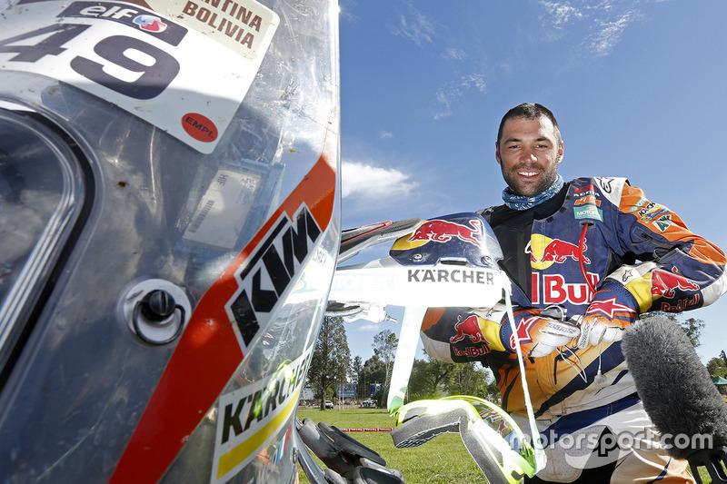 6. #49 KTM: Antoine Meo