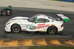 #93 Riley Motorsports Dodge Viper SRT: Бен Кітінг, Гар Робінсон, Джефф Мозінг, Ерік Фосс, Деміан Фолкнер