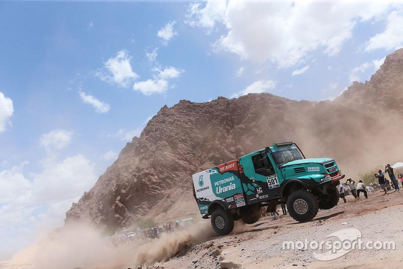 Trucks: Gerard de Rooy