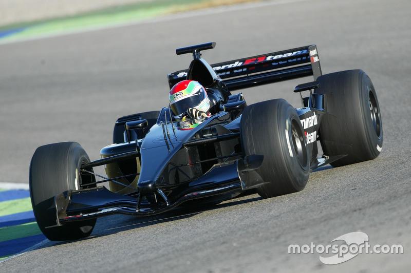 Minardi 2003