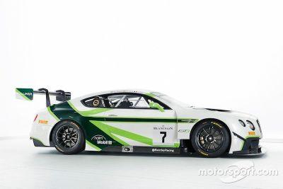 Bentley Bathurst 12 Hour launch