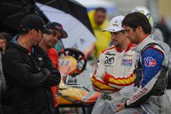 Nelson Piquet Jr. ve Henrique Baptista