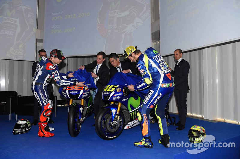 Team Yamaha Factory Racing