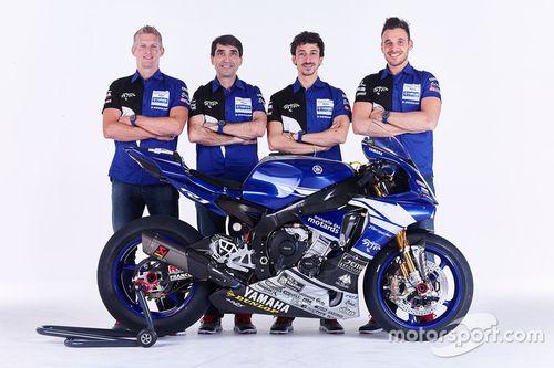 Yamaha endurance 2016, presentazione