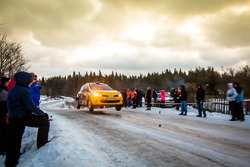 Дмитрий Мячин и Александр Горланов, Renault Clio R3