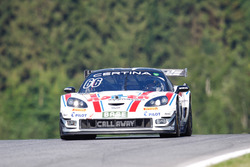 #66 Callaway Competition Corvette Z06.R GT3: Андреас Вьорт, Даніель Калвітц