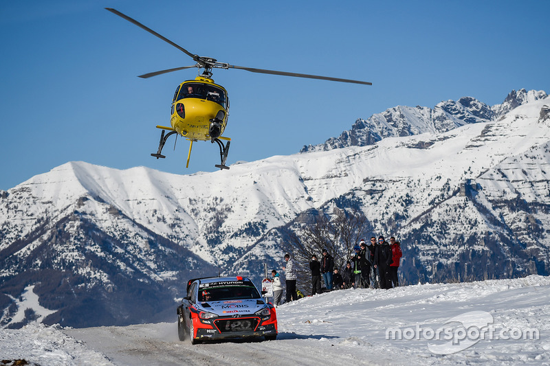 Даніль Сордо, Марк Марті, Hyundai i20 WRC, Hyundai Motorsport