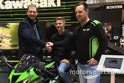 Loris Cresson con MTM Racing, l'annuncio