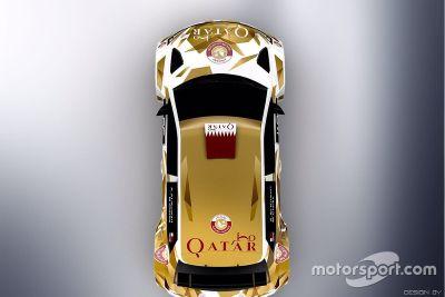 الكشف عن سيارة عبدالعزيز الكواري سكودا فابيا آر5