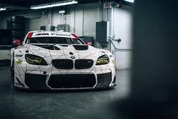 BMW M6 GTLM, livrea