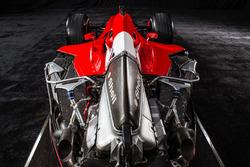 Motor V10 Ferrari Tipo 050 de la Ferrari F2001