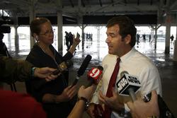 Joie Chitwood III, Başkan, Daytona Uluslararası Pisti