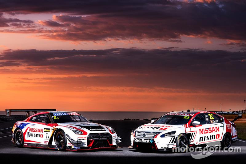 Nissan Motorsports livery
