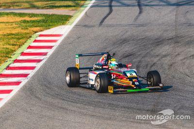 ADAC F4: December Barcelona test