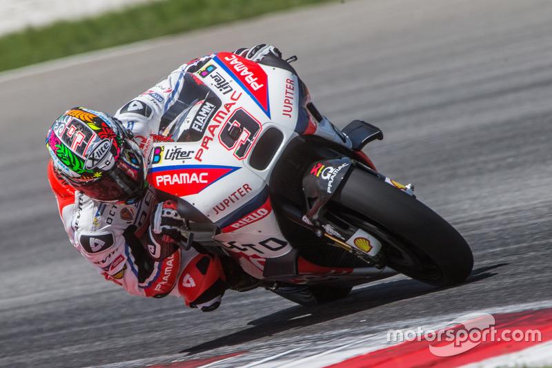 Danilo Petrucci (Pramac-Ducati): Startnummer 9