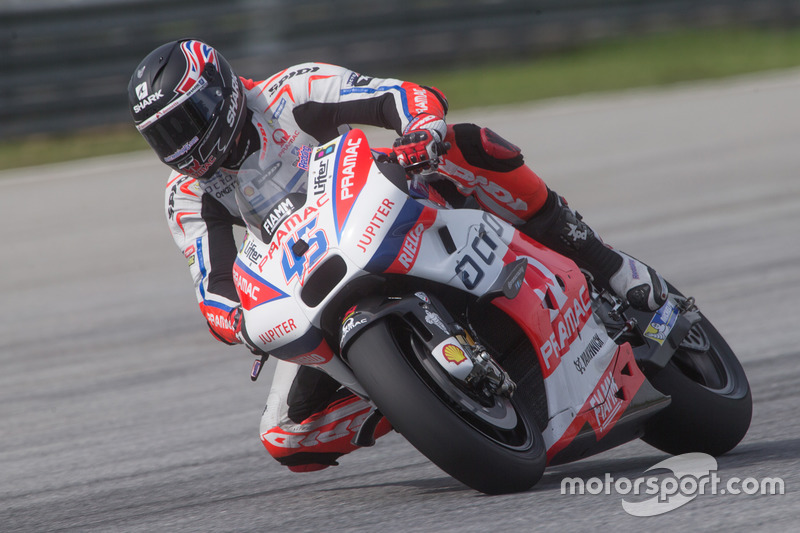 Scott Redding (Pramac-Ducati): Startnummer 45