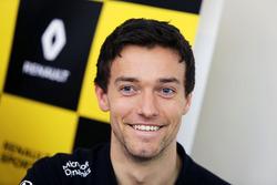 Джоліон Палмер, Renault F1 Team