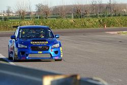 Luca Rangoni, Subaru STi TCR