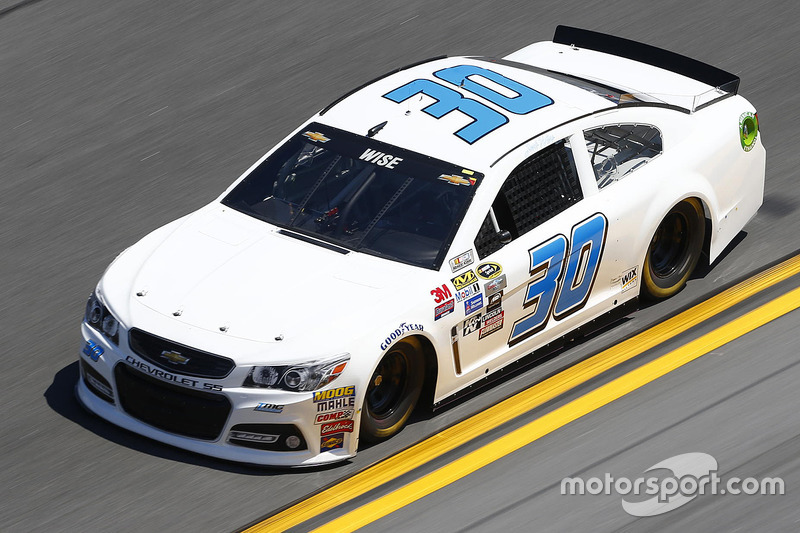 #30 Josh Wise (TMG-Chevrolet)