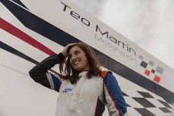 Tatiana Calderon announcement