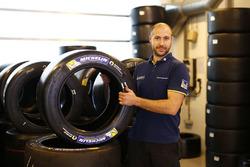 Abu Dhabi, test Porsche di febbraio