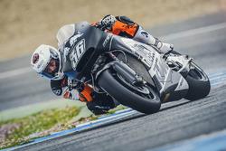 KTM-Test in Jerez, Februar