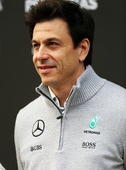 Toto Wolff, Mercedes AMG F1 Shareholder