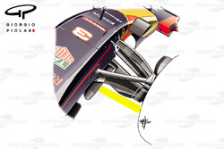 Red Bull Racing RB12 F süspansiyon