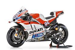 Das Bike von Andrea Dovizioso, Ducati Team