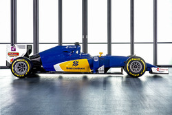 Машина Sauber C35