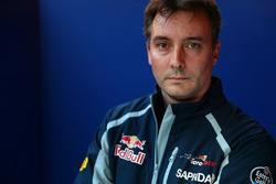 Технічний директор Scuderia Toro Rosso Джеймс Кі