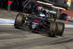 Фернандо Алонсо, McLaren MP4-31