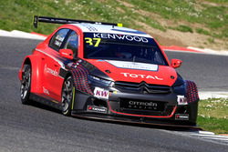 José María López, Citroën World Touring Car team Citroën C-Elysée WTCC