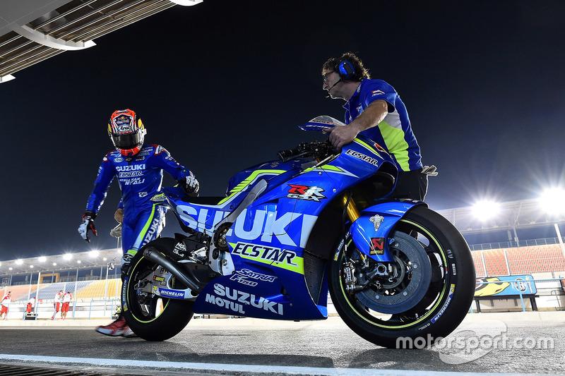 #10: Maverick Vinales (Suzuki)