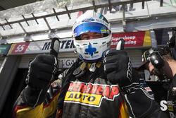 Друга гонка, поулсіттер - Чаз Мостерт, Rod Nash Racing Ford