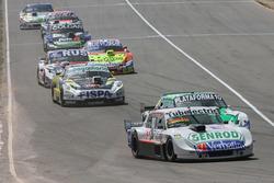 Леонель Сотро, di Meglio Motorsport Ford, Сантьяго Мангоні, Laboritto Jrs Torino, Емільяно Спатаро, UR Racing Dodge