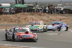 Матіас Россі, Donto Racing Chevrolet, Хуан-Пабло Гіаніні, JPG Racing Ford, Крістіан Дедесма, Sprint Racing Chevrolet
