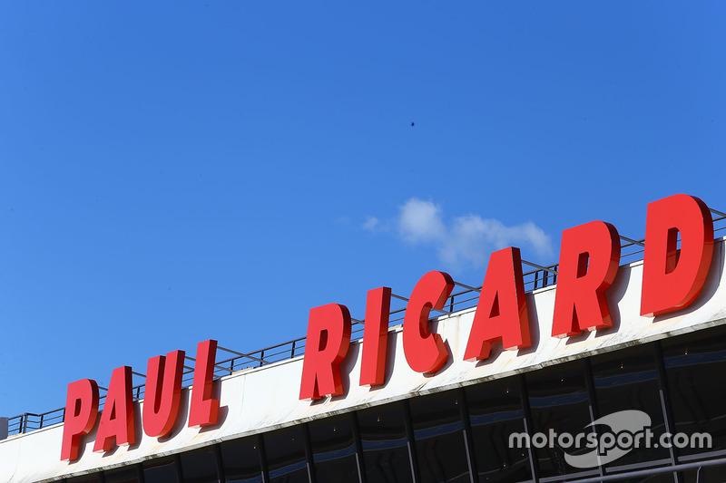 Paul Ricard ambiente en el circuito