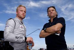 Felix Rosenqvist, Belardi Auto Racing met Stefan Johansson