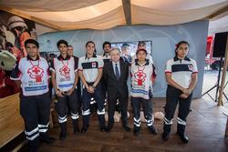 Jean Todt, FIA Präsident