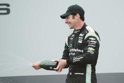 Второе место - Симон Пажено, Team Penske Chevrolet