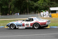 #66 Chevrolet Corvette 1971: John Goodman