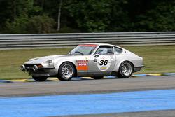 #36 Datsun 240 Z1973: Michel Gilles, Pierre Bourgoin