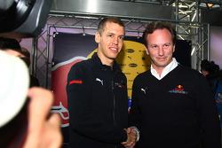 Red Bull Racing announce Sebastian Vettel as their driver for 2009