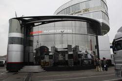 McLaren Mercedes, Brand Centre